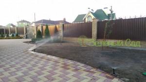 автоматический полив газона, Чернигов